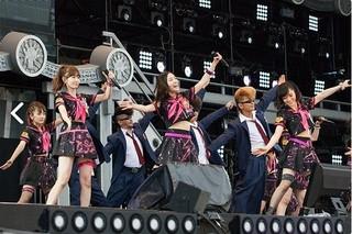 気志團万博2014 AKB48